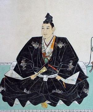Ukita Hideie - Image: Ukita Hideie