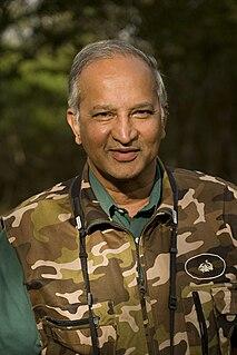 K. Ullas Karanth Indian conservationist
