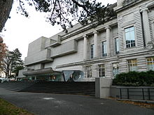 Photograph of Ulster Museum exterior