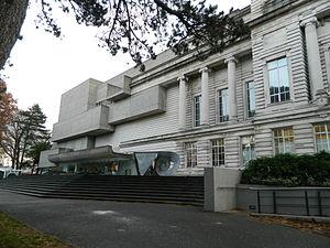 Ulster Museum - Ulster Museum exterior, 2013