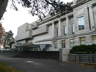 Ulster Museum - Ulster Museum exterior, 2013