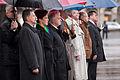 Ungārijas parlamenta priekšsēdētāja oficiālā vizīte Latvijā (8122258409).jpg