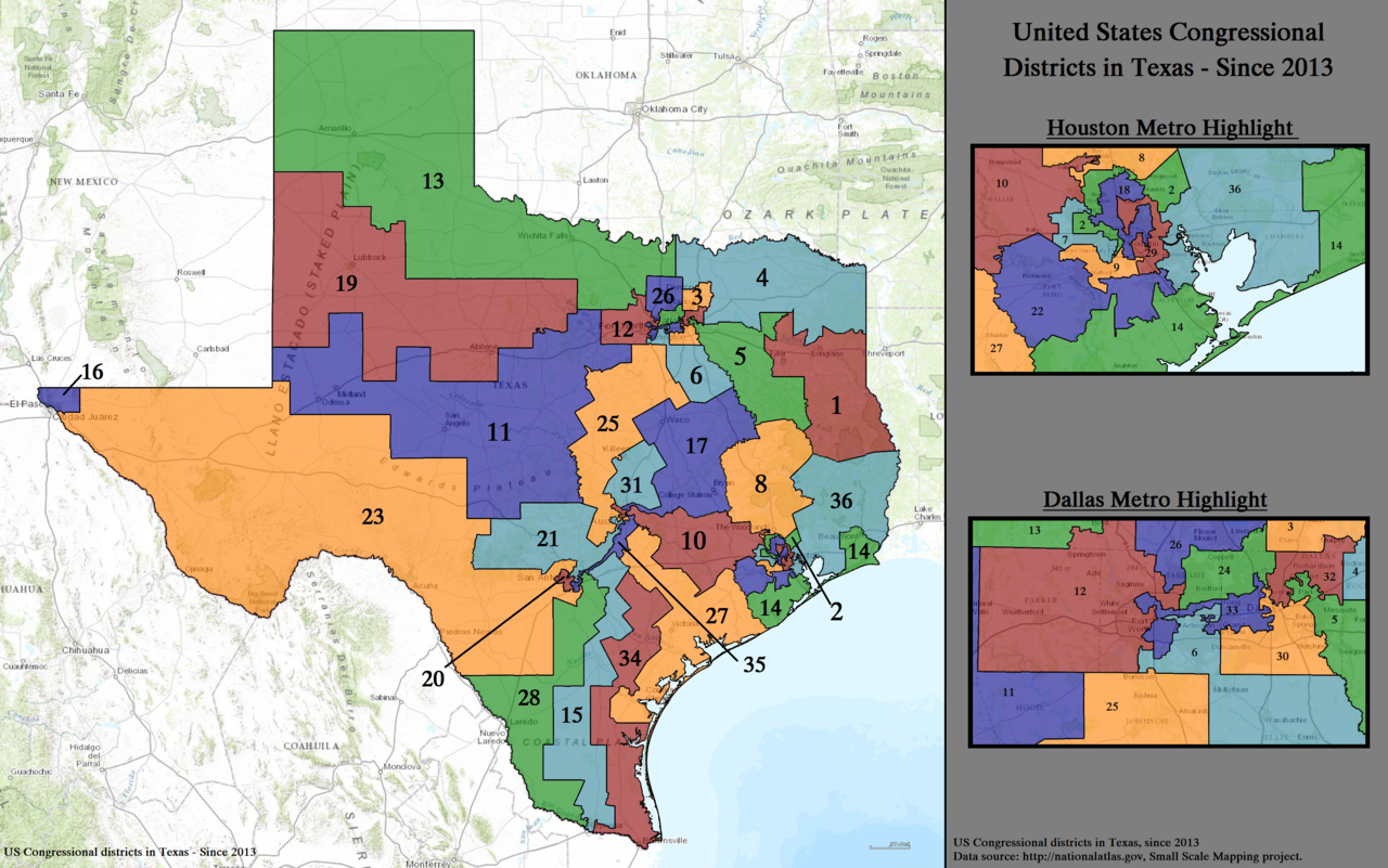 U .S C ong re sial D tc - tlc.texas.gov