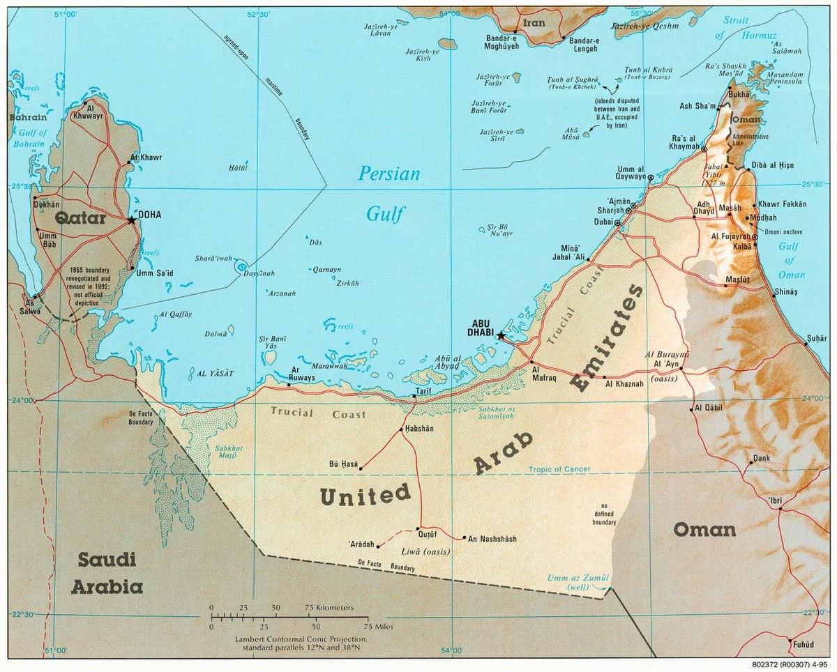 Arabiemiirikuntien Energiapolitiikka Wikipedia