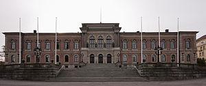 Uppsala University cover