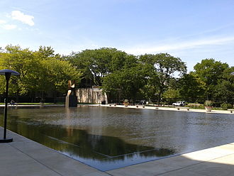 University of Chicago Law School - Image: University of Chicago Law Quad by Matthew Bisanz