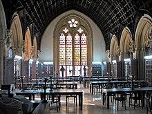 Mumbai university library