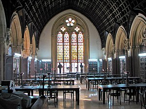 University of Mumbai library, India