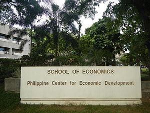 University of the Philippines School of Economics - Image: Universityofthe Philippines Schoolof Economicsjf 2859 05