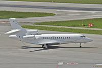 HB-JLK - FA7X - TAG Aviation