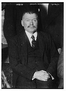 Franz Urbig