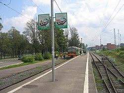 Платформа станции Фили откроется в субботу после