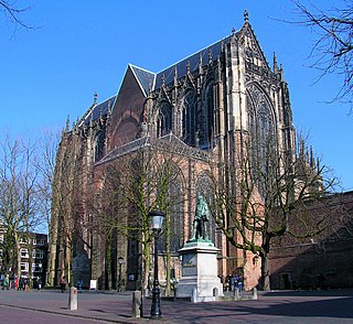 St. Martins Cathedral, Utrecht cathedral in Utrecht