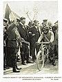 Václav Vondřich na startu závodu 1905.jpg