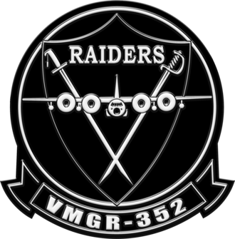 VMGR-352 - Image: VMGR 352 squadron insignia