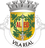 Coat of arms of the district Vila Real district