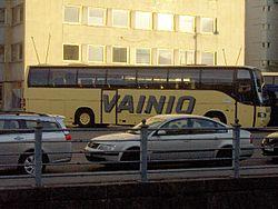 Vainion Liikenne Turku Helsinki Vantaa