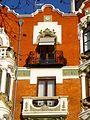 Valladolid - Calle de la Acera de Recoletos, Casa del Príncipe 12.jpg