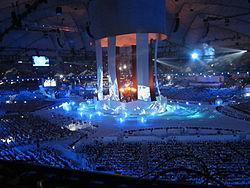 Зимние Олимпийские игры Википедия Российское представление Сочи 2014 на церемонии закрытия Олимпийских игр 2010