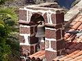 Vano para la campana de la Ermita, Valle del Masca, Tenerife, España, 2015.JPG