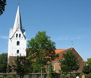 Varde - Church of Sct. Jacob in Varde