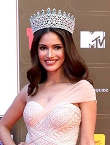 Vartika Singh at Miss Diva Universe 2020 Grand Finale (Close up).jpg
