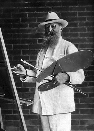 Vasily Vereshchagin - Vasily Vereshchagin in 1902.