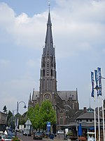 Veghel (N-Br, NL), church, front view.JPG