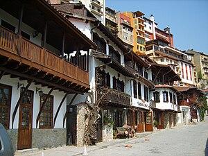 Veliko Tarnovo Gourko street 002