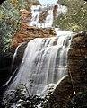 Vella Lavella waterfall Nicholson RC c1920.jpg