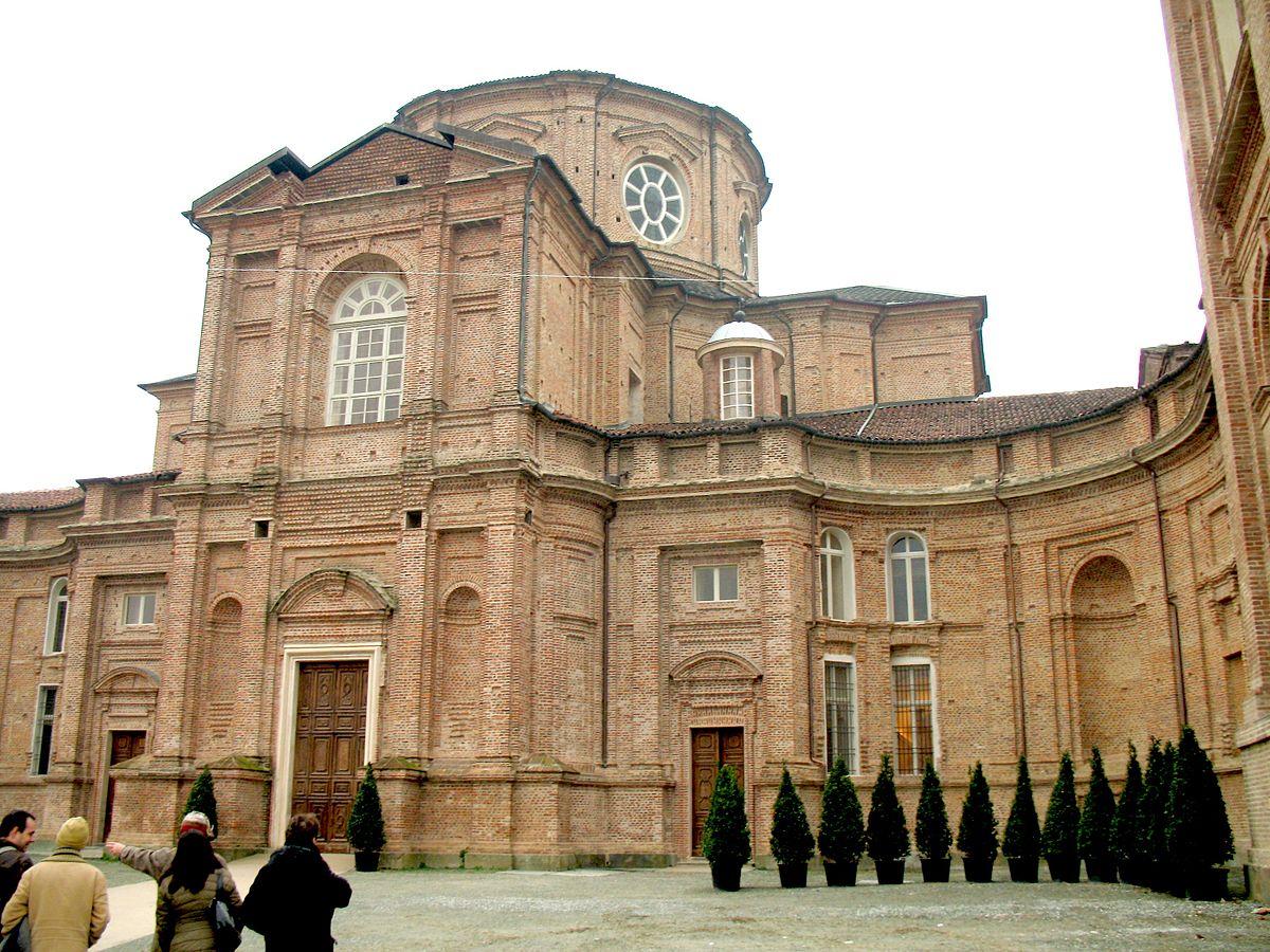 Chiesa di sant 39 uberto venaria reale wikipedia - Immagini di giardini di villette ...
