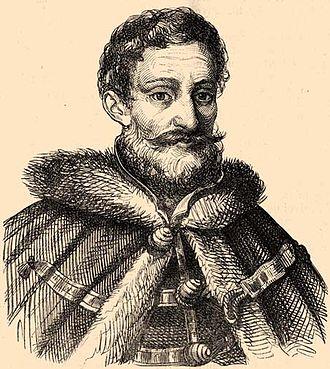 István Werbőczy - Image: Verbőczy István