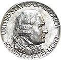 Vermont battle bennington sesquicentennial half dollar commemorative obverse.jpg