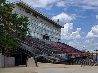 Veterans Memorial Stadium (Troy University) - Veterans Memorial Stadium.