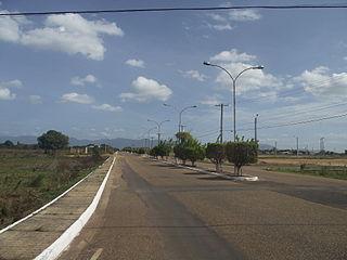 Bonfim, Roraima Municipality in North, Brazil