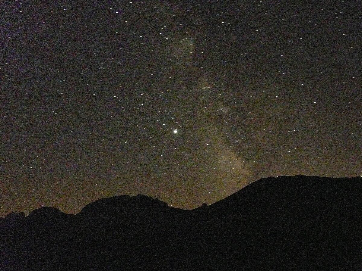 Escala de cielo oscuro de Bortle - Wikipedia, la