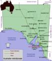 Victor Harbor, Australie Méridionale (carte).png