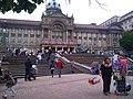 Victoria Square Birmingham Pride 2012.jpg