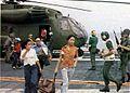 Vietnamese refugees arrive on USS Hancock (CVA-19) 1975.jpg