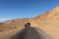 View along Artists' Drive in Death Valley National Park in California LCCN2013631086.tif