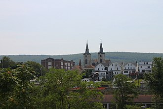 Mount Carmel, Pennsylvania - Buildings in Mount Carmel