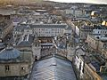View over Bath from the top of the Abbey - panoramio.jpg