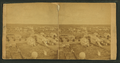 Views of Colorado Springs, from the cupola of the Public School building, looking east, from Robert N. Dennis collection of stereoscopic views.png