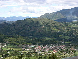 Vilcabamba, Ecuador - Town and Valley of Vilcabamba