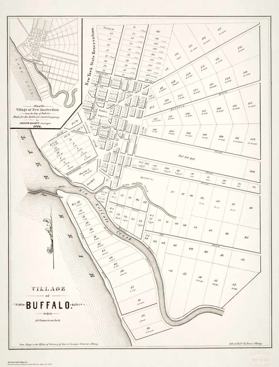 Village of Buffalo