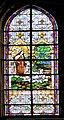 Villeneuve d'Ascq vitrail, Ste thérèse église Saint-Sébastien.jpg