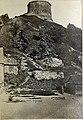 Vilnia, Horny zamak. Вільня, Горны замак (J. Čachovič, 1870-79).jpg