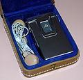 Vintage Siemens Phonofor 324 Forte Transistor (Body) Hearing Aid, Circa 1957 (16328169153).jpg