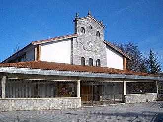 Abetxuko - The San José Obrero Parish Church.