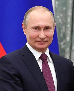 Vladimir Putin Ikä